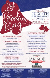 osceola 4th of july activities